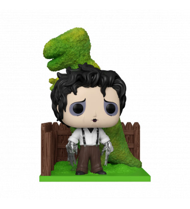 EDWARD WITH DINOSAURS SHRUB / EDWARD AUX MAINS DARGENT / FIGURINE FUNKO POP