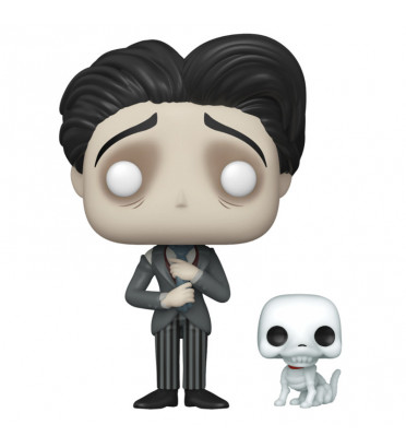 VICTOR WITH SCRAPS / CORPSE BRIDE / FIGURINE FUNKO POP