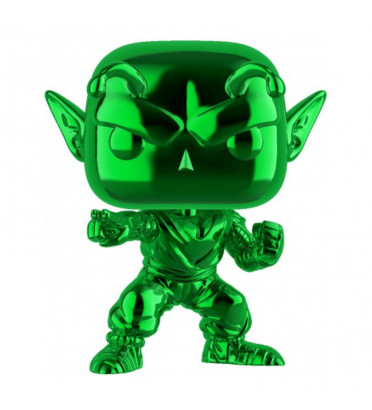 PICCOLO CHROME VERT / DRAGON BALL Z / FIGURINE FUNKO POP / EXCLUSIVE ECCC 2020