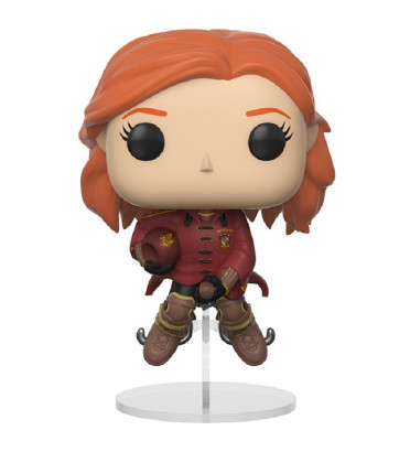 GINNY WEASLEY SUR SON BALAI / HARRY POTTER / FIGURINE FUNKO POP
