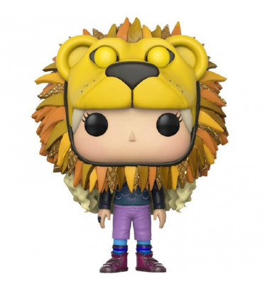 LUNA LOVEGOOD TETE DE LION / HARRY POTTER / FIGURINE FUNKO POP