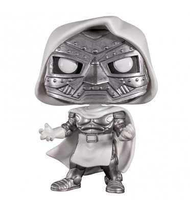 DOCTOR DOOM / LES 4 FANTASTIQUES / FIGURINE FUNKO POP / EXCLUSIVE ECCC 2020