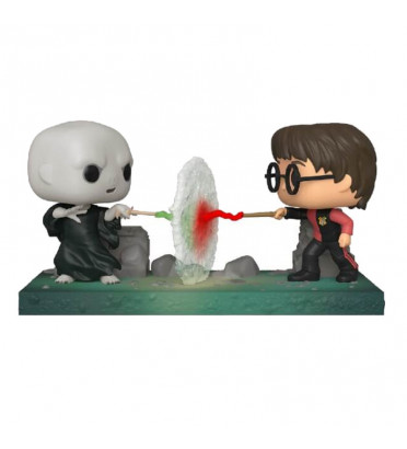 HARRY POTTER VS VOLDEMORT / HARRY POTTER MOVIE MOMENTS / FIGURINE FUNKO POP