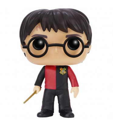 HARRY POTTER TENUE DES 3 SORCIERS / HARRY POTTER / FIGURINE FUNKO POP