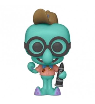 SQUIDWARD TENTACLES / BOB LEPONGE / FIGURINE FUNKO POP
