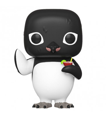 PENGUIN WITH COCKTAIL / BILLY MADISON / FIGURINE FUNKO POP