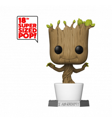 DANCING GROOT SUPER SIZE / LES GARDIENS DE LA GALAXIE / FIGURINE FUNKO POP