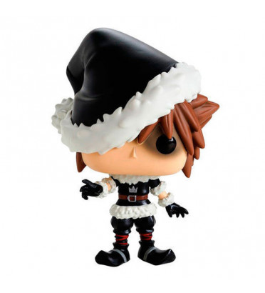 SORA CHRISTMAS TOWN / KINGDOM HEARTS / FIGURINE FUNKO POP