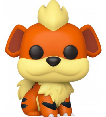 GROWLITHE / POKEMON / FIGURINE FUNKO POP
