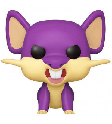 RATTATA / POKEMON / FIGURINE FUNKO POP