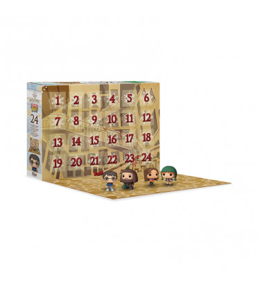 CALENDRIER DE LAVENT HARRY POTTER 2020 / HARRY POTTER / FIGURINE FUNKO POP