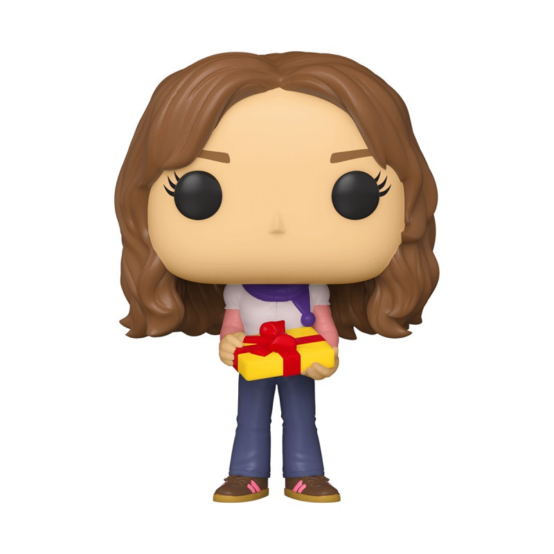 HERMIONE GRANGER HOLIDAY / HARRY POTTER / FIGURINE FUNKO POP