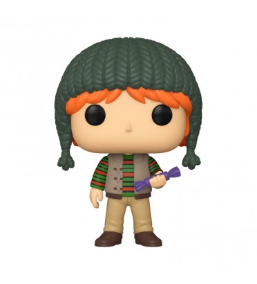 RON WEASLEY HOLIDAY / HARRY POTTER / FIGURINE FUNKO POP