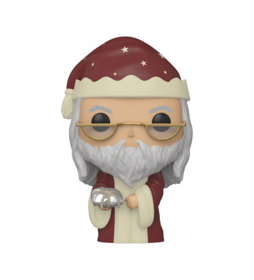 ALBUS DUMBLEDORE HOLIDAY / HARRY POTTER / FIGURINE FUNKO POP