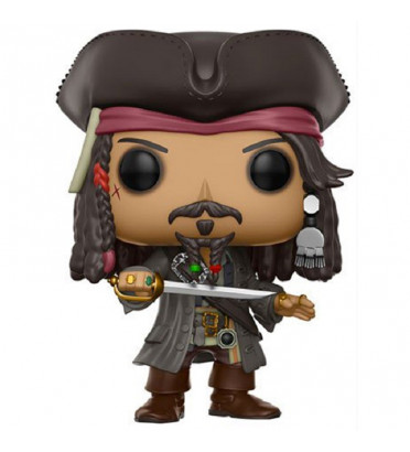 JACK SPARROW / PIRATES DES CARAÏBES / FIGURINE FUNKO POP
