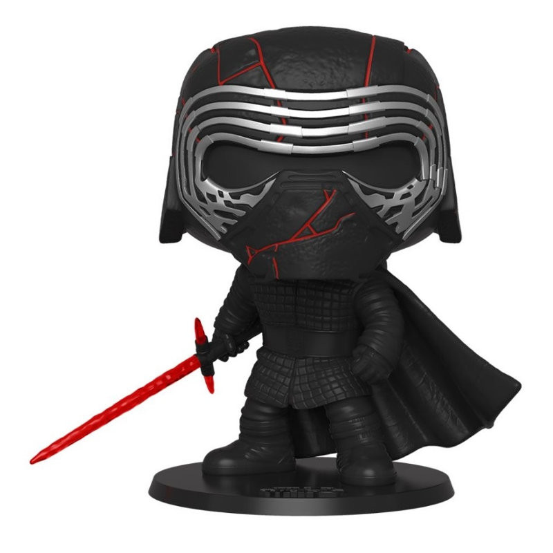 KYLO REN SUPREME LEADER SUPER OVERSIZED / STAR WARS / FIGURINE FUNKO POP / GITD