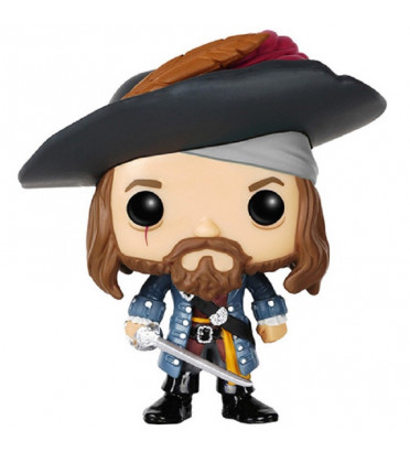 BARBOSSA / PIRATES DES CARAÏBES / FIGURINE FUNKO POP