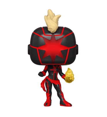 DARK CAPTAIN MARVEL / MARVEL / FIGRUINE FUNKO POP / EXCLUSIVE SDCC 2020