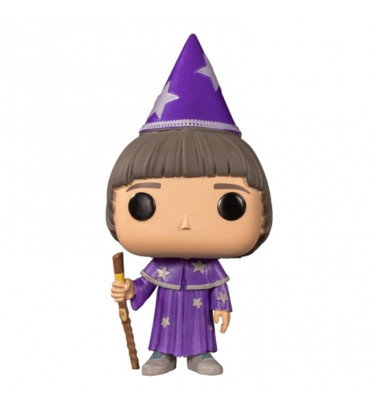 WILL THE WISE / STRANGER THINGS / FIGURINE FUNKO POP / EXCLUSIVE SPECIAL EDITION / GITD