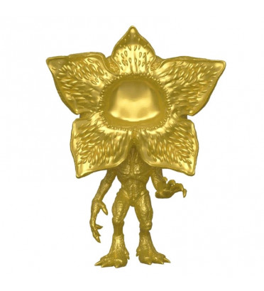 DEMOGORGON GOLD / STRANGER THINGS / FIGURINE FUNKO POP / EXCLUSIVE SDCC 2019