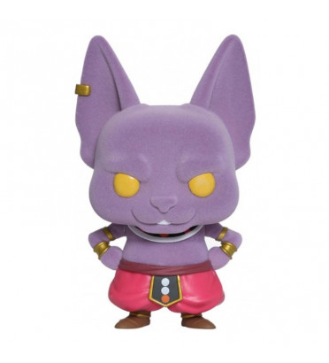 CHAMPA / DRAGON BALL SUPER / FIGURINE FUNKO POP / EXCLUSIVE SPECIAL EDITON / FLOCKED