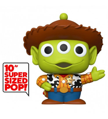 WOODY SUPER OVERSIZED / ALIEN REMIX / FIGURINE FUNKO POP