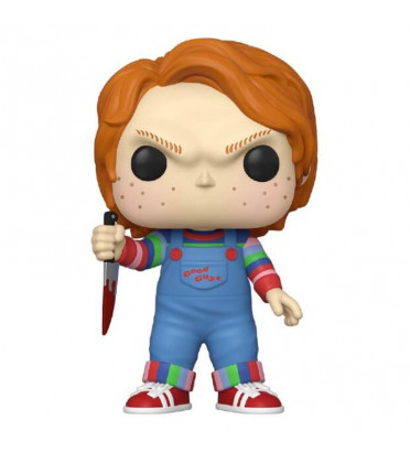 CHUCKY SUPER OVERSIZED / CHILD PLAY 2 / FIGURINE FUNKO POP