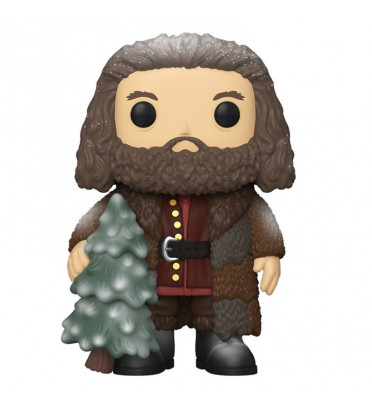 HAGRID HOLIDAY / HARRY POTTER / FIGURINE FUNKO POP