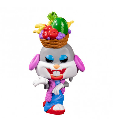 BUGS BUNNY IN FRUIT HAT / LOONEY TUNES / FIGURINE FUNKO POP