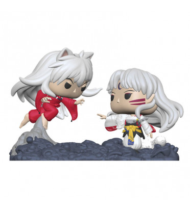 INUYASHA VS SESSHOMARU ANIME MOMENTS / INUYASHA / FIGURINE FUNKO POP