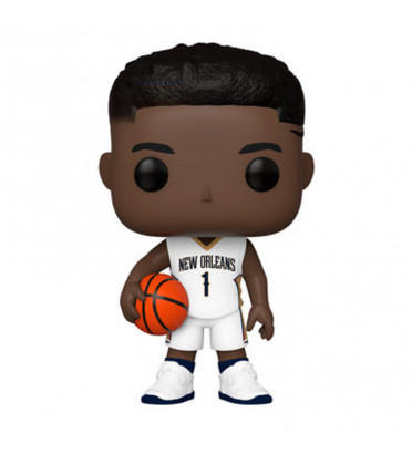 ZION WILLIAMSON / NEW ORLEANS / FIGURINE FUNKO POP