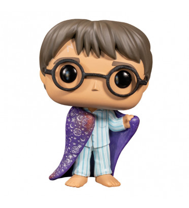 HARRY POTTER INVISIBILITY CLOAK / HARRY POTTER / FIGURINE FUNKO POP / EXCLUSIVE POPCULTCHA