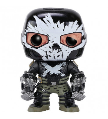 CROSSBONES / CAPTAIN AMERICA CIVIL WAR / FIGURINE FUNKO POP