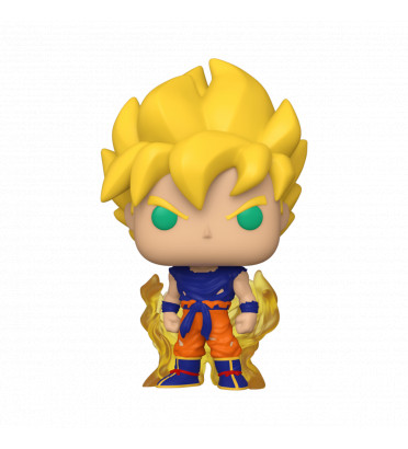 SUPER SAIYAN GOKU FIRST APPEARANCE / DRAGON BALL Z / FIGURINE FUNKO POP