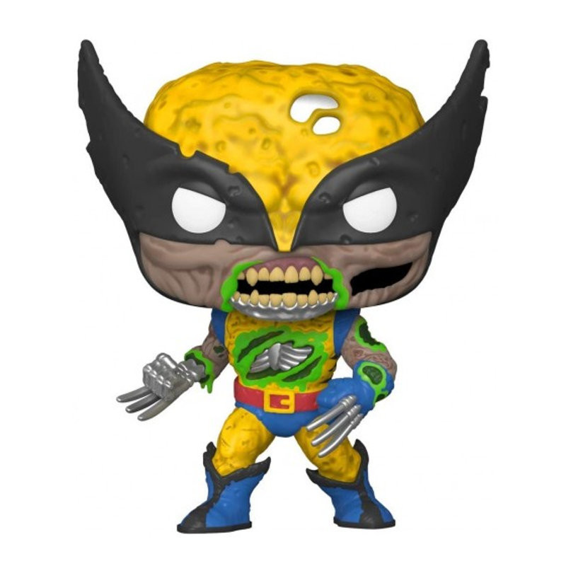 ZOMBIE WOLVERINE / MARVEL ZOMBIES / FIGURINE FUNKO POP