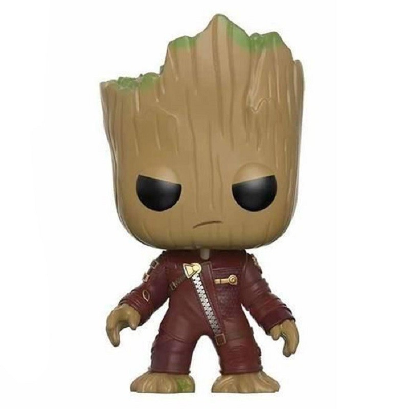 GROOT ANGRY / LES GARDIENS DE LA GALAXIE / FIGURINE FUNKO POP / EXCLUSIVE