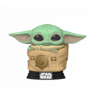 THE CHILD AVEC SAC / STAR WARS THE MANDALORIAN / FIGURINE FUNKO POP
