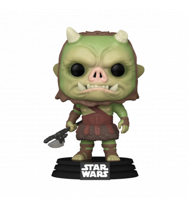 GAMORREAN FIGHTER / STAR WARS THE MANDALORIAN / FIGURINE FUNKO POP