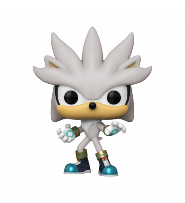 SILVER THE HEDGEHOG / SONIC / FIGURINE FUNKO POP