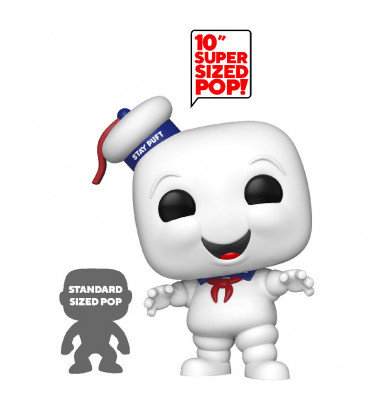STAY PUFT SUPER OVERSIZED / GHOSTBUSTERS / FIGURINE FUNKO POP / EXCLUSIVE SPECIAL EDITION