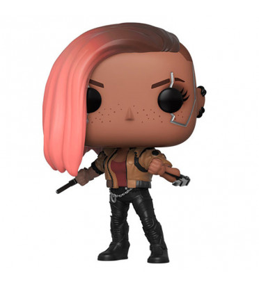 V-FEMALE / CYBERPUNK / FIGURINE FUNKO POP