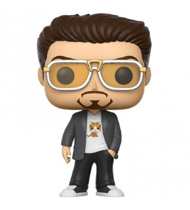 TONY STARK / SPIDERMAN HOMECOMING / FIGURINE FUNKO POP