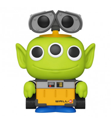 WALL-E / ALIEN REMIX / FIGURINE FUNKO POP