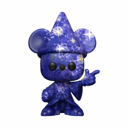 MICKEY ARTIST SERIES BLEU / FANTASIA / FIGURINE FUNKO POP