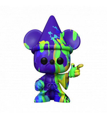 MICKEY ARTIST SERIES VIOLET / FANTASIA / FIGURINE FUNKO POP