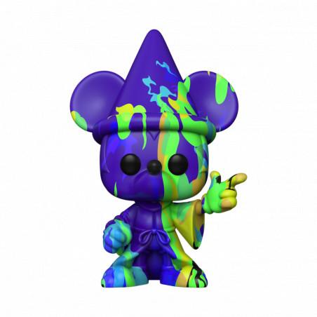 MICKEY ARTIST SERIES VIOLET / FANTASIA / FIGURINE FUNKO POP