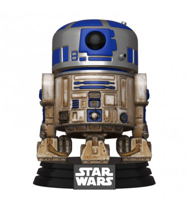 DAGOBAH R2-D2 / STAR WARS / FIGURINE FUNKO POP / EXCLUSIVE SPECIAL EDITION