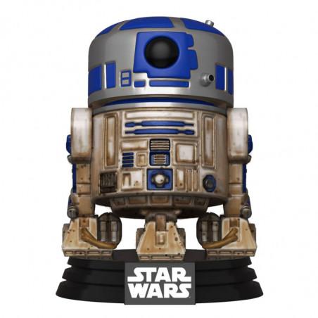DAGOBAH R2-D2 / STAR WARS / FIGURINE FUNKO POP / EXCLUSIVE SPECIAL EDITION