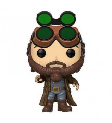 MULCH DIGGUMS / ARTEMIS FOWL / FIGURINE FUNKO POP