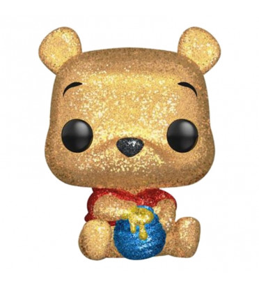 WINNIE L'OURSON / WINNIE L'OURSON / FIGURINE FUNKO POP / EXCLUSIVE SPECIAL EDITION / DIAMOND